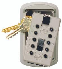 GE Supra AccessPoint KeySafe Push Button Lock Box Wall-Mount