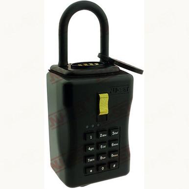 Electronic Key Storage Lock Box Combination Lockbox With