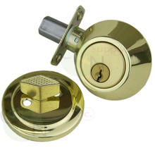 Bargain Single Cylinder Deadbolt for REO Properties