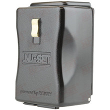 Bluetooth Lockbox Electronic Key Storage Lock Box - Remote Access via Mobile App