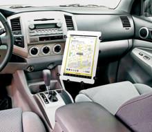 RAM X-Grip Universal Clamping No-Drill Car Mount fits Apple New iPad, Galaxy Tab