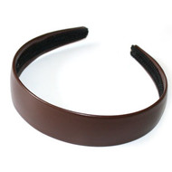 (HBD3063) LEATHER HEAD BAND