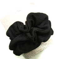 (QSK2629) KNIT SCRUNCHIE 3PCS