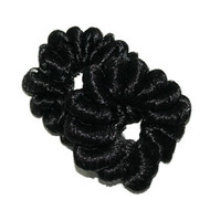 (SWK3406) HAIR SCRUNCHIE 2PCS/CD