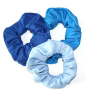 (SWBL3530) COTTON SCRUNCHIE 3PCS