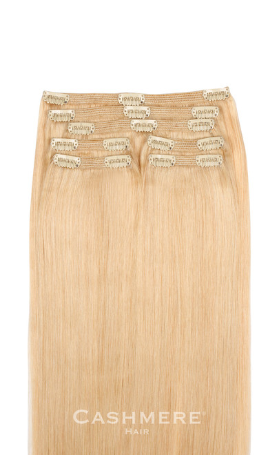 California blonde clip in hair extensions california blonde cashmere hair clip in hair extensions pmusecretfo Image collections