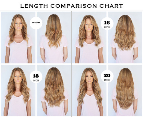 Rodeo drive blonde hair extensions length comparison chart shade pictured rodeo drive blonde pmusecretfo Image collections