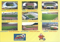2007 Venezuela Copa America Stadiums (GRB-1840)