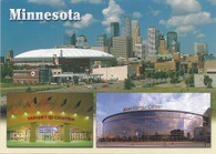 Metrodome, Target Center & Xcel Energy Center (#50102)
