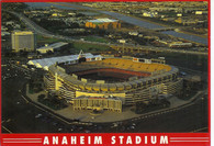 Anaheim Stadium & Arrowhead Pond of Anaheim (2US CA 1340/T-754 )