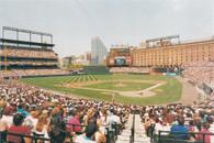 Oriole Park at Camden Yards (1992 Stadium Views-Baltimore)