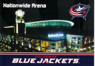 Nationwide Arena (5x7 Blue Jackets Issue)