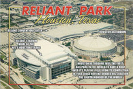 Reliant Stadium & Reliant Astrodome (AW-267, PC4-108)