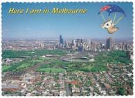 Melbourne Cricket Ground (BG 256)