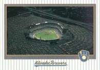 Milwaukee County Stadium (1993 Sunburst)