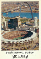 Busch Memorial Stadium (#620 (white border))
