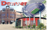 Coors Field, Pepsi Center, & Invesco Field (PC-MTS-032)