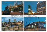 City of Manchester Stadium & Old Trafford (10/06/01/29)