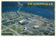 Jacksonville Municipal Stadium, Jacksonville Veterans Memorial Arena and Sam W. Wolfson Baseball Park (SCN-8925)