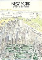 Shea Stadium (A View of the World-NY)