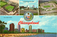Comiskey Park & Soldier Field (CI.100, D-14049)