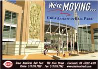 Great American Ball Park (2003 GAB Issue 1)