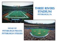 Three Rivers Stadium (C74. blue)