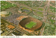 Jacksonville Municipal Stadium, Jacksonville Veterans Memorial Arena and Sam W. Wolfson Baseball Park (JI.36, D-18717)