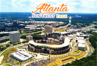SunTrust Park (PC57-ATL 6126)