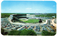Milwaukee County Stadium (70065 chrome)