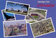 Milwaukee County Stadium (MW 15)