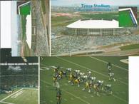 Texas Stadium (2 No# booklet w/mini)