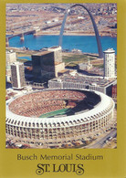 Busch Memorial Stadium (#620 (gold border))