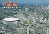 Georgia Dome & Philips Arena