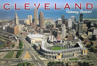 Jacobs Field & Quicken Loans Arena (CLE-2144)