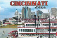 Great American Ball Park (#8081, PC-VPS-05)