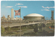Louisiana Superdome (GLR-C-485 deckle)