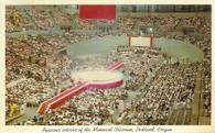 Portland Memorial Coliseum (PO.64, 6DK-1885)