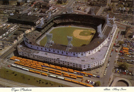 Tiger Stadium (Detroit) (9030, CP358 dark variation)