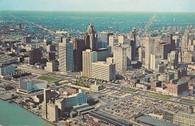 Tiger Stadium (Detroit) (18044-C, 6x25)