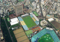 Chichibunomiya Rugby Stadium & Meiji Jingu Stadium (WSPE-702)