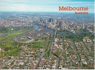 Melbourne Cricket Ground (CTM 117 H)