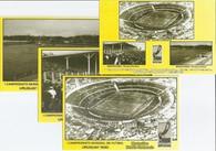 Uruguay 1930 FIFA World Cup 4 Postcard Set (GRB-1299 thru GRB-1302)