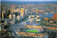 Oriole Park at Camden Yards (B-110 aerial)
