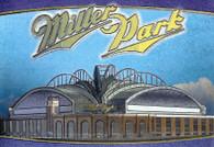 Miller Park (No# Foil finish)