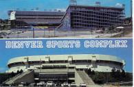 Mile High Stadium & McNichols Sports Arena (B17385, 14396)