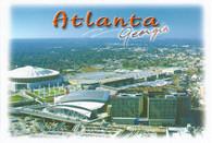 Philips Arena & Georgia Dome (PC46-ATL184)