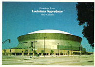 Louisiana Superdome (PG-11, X113690)