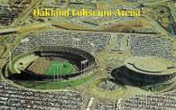 Oakland-Alameda County Coliseum & Oakland Coliseum Arena (C23410 title variation)