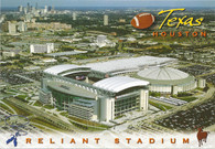 Reliant Stadium & Reliant Astrodome (PC57-HOU 1277)